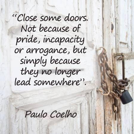 Doe wat deuren dicht